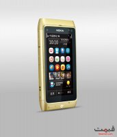 Nokia T7-00 - Gold (GSM Unlocked)