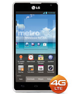 LG Spirit MS870 (Metro PCS CDMA) - Black