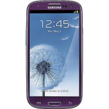 Samsung - Galaxy S III 16GB - Purple (Sprint)