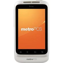 HTC Wildfire (Metro-Pcs) - White