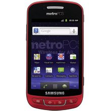 Samsung Admire R720 (CDMA Un-locked) - Red