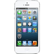 Apple iPhone 5 69301 16GB (GSM Un-locked) - White