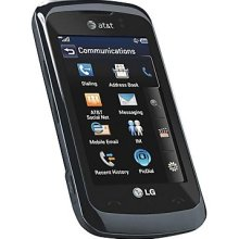 LG Encore GT550 (GSM Un-locked) - Black