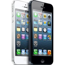 Apple Iphone 5 64GB (GSM Un-locked) - Black