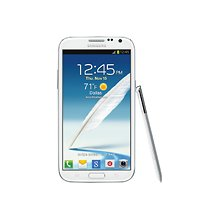 Samsung Galaxy Note II WP0047 (Sprint Un-locked) White