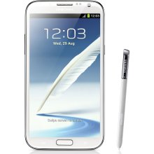 Samsung Galaxy Note 2 16GB (GSM Un-locked) - Ceramic White