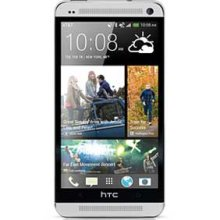 HTC - One 6050a (GSM Un-locked) 4G - 32GB Silver