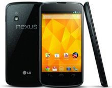 Google Nexus 4 LGE960 (GSM Unlocked) - Black