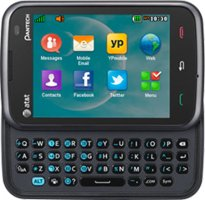 Pantech Renue (GSM Unlocked) P6030 - Black
