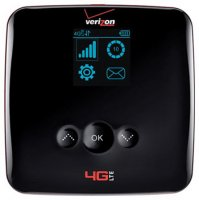 Verizon Jetpack 890L 4G LTE Mobile Hotspot - Black