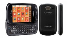 Samsung Brightside SCH-U380 (Verizon Wireless) - Black