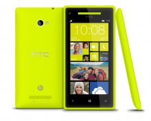 HTC Windows Phone 8X 4G LTE 8GB (GSM Unlocked) Green