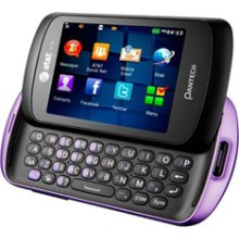 Pantech -Swift P6020 (Purple) GSM Un-locked