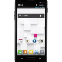 LG - Optimus L9 4G GSM Un-locked (Black)