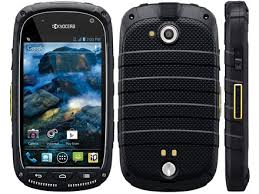 Kyocera - Torque Mobile Phone - Black CDMA Un-locked