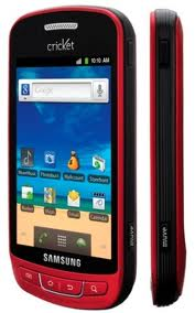 Samsung SCH R720 Vitality Android Phone - Cricket Communications