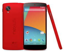 Google Nexus 5 - 32 GB - Bright Red