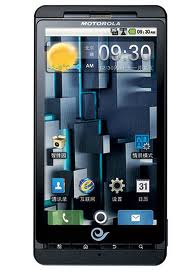 Motorola DROID X MB811 gsm Un-locked