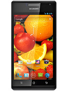 Huawei Ascend P1 U9200 Android Smart Phone, SIM Free - Black