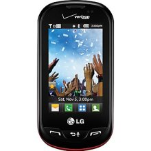Verizon Wireless LG Extrovert No Contract Cell Phone 271