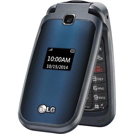 Straight Talk LG Sunset L33L LTE Prepaid Smartphone L33G [L33G