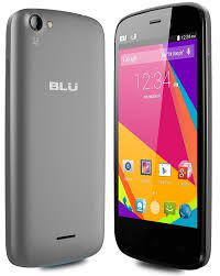 BLU Studio 5.5 - Dual-Sim - 4 GB - Grey - Unlocked - GSM