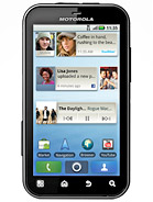 Motorola MB525 Defy - Un-locked Phone - US Warranty - Black