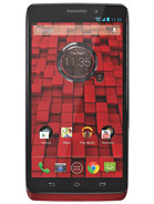 Motorola Droid Ultra Android Phone 16 GB - Red - Verizon Wireles