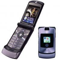 Motorola V3i RAZR iTUNES No Contract Cell Phone GSM Un-locked