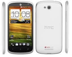 HTC America HTC One VX 8GB 4G LTE Gray/Red AT&T Unlocked GSM And