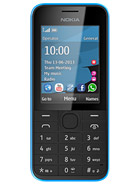 Nokia 208 Cellular phone - Black - GSM