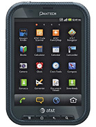 Pantech Pocket Android Phone - Shadow gray - AT&T - GSM