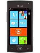 Samsung Focus Flash SGH-I677 Windows Phone - Dark Gray