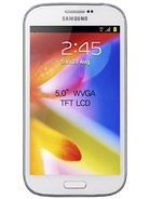 Samsung - Galaxy Grand Cell Phone (Un-locked) - White