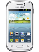 Samsung Galaxy Young S6310 Android Phone 4 GB - White - Un-locke