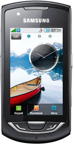 Samsung S5620 Monte GSM Un-locked No Contract Cell Phone