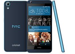 Cricket HTC Desire 626s - Blue - Mobile Phone - Prepaid