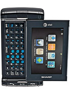 Sharp FX STX-2 Smart Phone - Black - AT&T - GSM