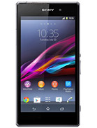 Sony Xperia Z1 Compact (3G 850mhz AT&T) White Un-locked Import