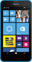 Nokia - Lumia 635 4G LTE with 8GB Memory Cell Phone