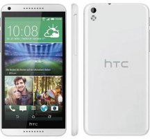 "HTC Desire 816 Dual SIM 5.5"" 8GB White Factory Unlocked Phone"