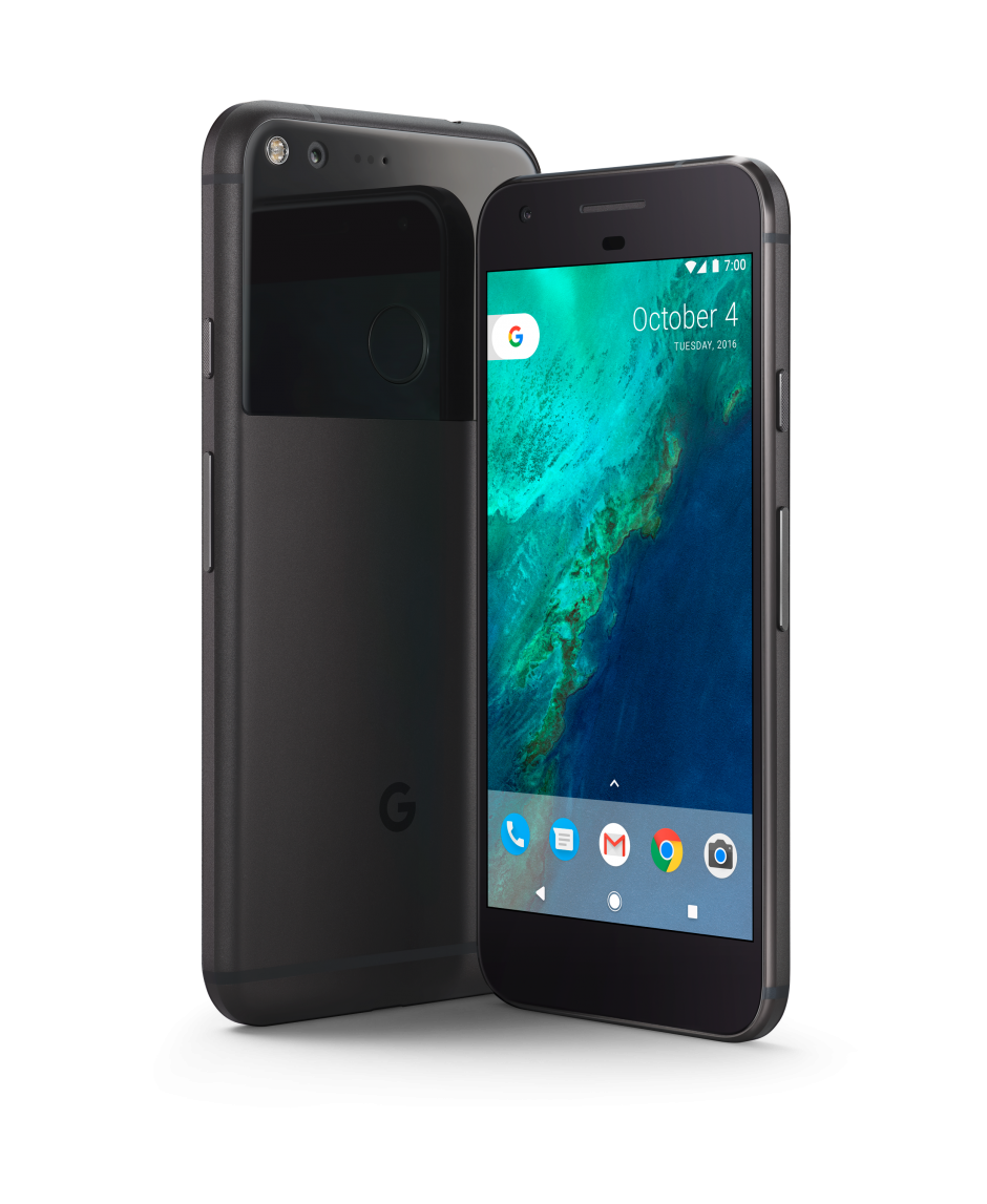 Google Pixel XL - 128 GB - Quite Black - Unlocked - CDMA/GSM