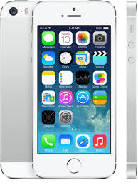 Apple iPhone 5s (GSM Un-locked) - White/Silver 16 GB