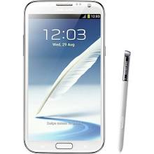 Samsung Galaxy Note 2 (GSM Un-locked) - White 16 GB