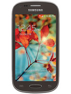 Samsung Galaxy Light (GSM Un-locked) - Dark Brown 8 GB