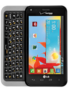 LG Enact (CDMA Verizon) - Black 8 GB
