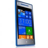 HTC 8x Windows Phone (CDMA Unlocked) - Blue