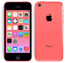 Apple iPhone 5c (GSM Un-locked) - Pink 16 GB