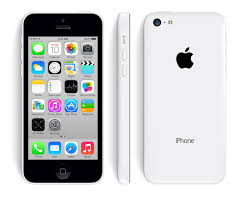 Apple iPhone 5c (GSM Un-locked) - White 16 GB