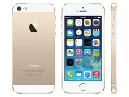 Apple iPhone 5s (GSM Un-locked) - White/Gold 16 GB